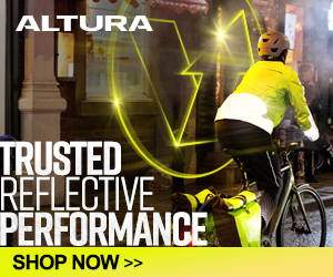 Altura Cycling Breathes Even When You Cant