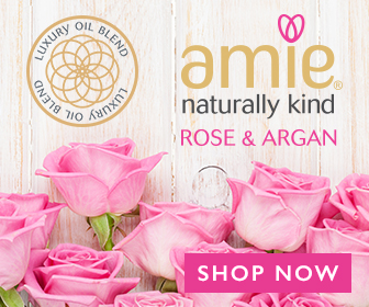 Amie Naturally Kind - Rose and Argan