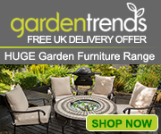Huge range of garden furniture, outdoor dining and lounge furniture at discounted prices with free UK delivery.