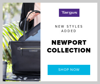 Targus Newport Collection - New Styles Added