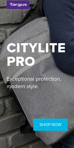Targus CityLite Collection - Exceptional protection, modern style