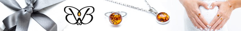 Dainty Everyday Amber Jewellery by Baltic Beautty