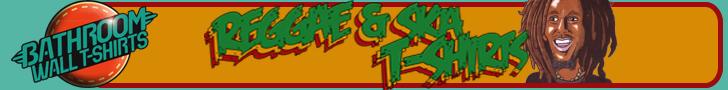 Reggae and Ska T-shirts