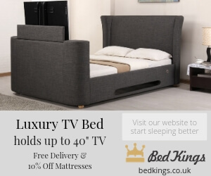 Artisan Luxury Bed from Bed Kings