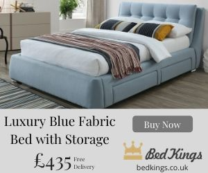 Artisan Fabric Beds at Bed Kings