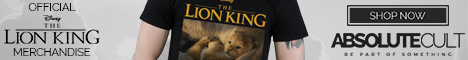Official Lion King Movie T-Shirts by Absolute Cult