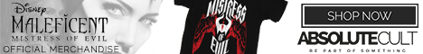 Official Mistress of Evil T-Shirts by Absolute Cult