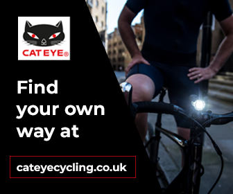 CatEye Cycling - Static Banner