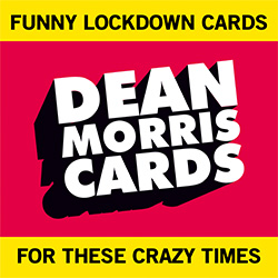 Isolation Cards Lockdown Cards Dean Morris Cards