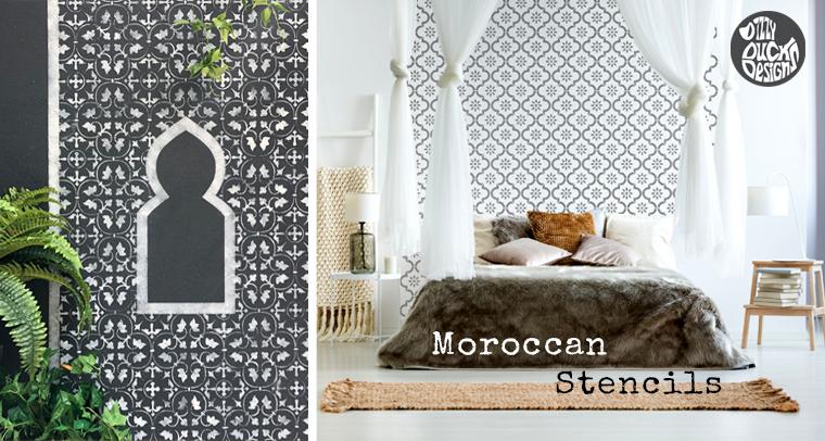 Moroccan Collection - Dizzy Duck Designs