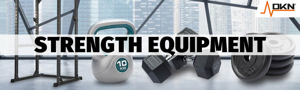 Strength Equipment from DKN UK