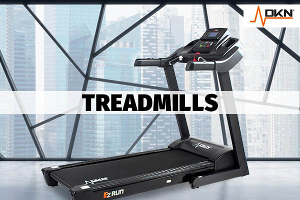 Treadmills from DKN UK