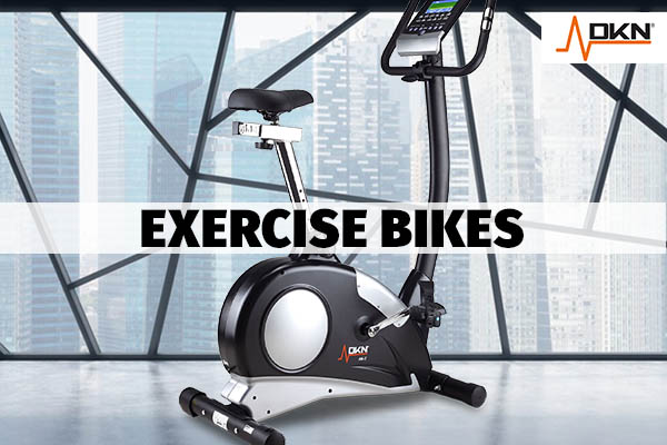 Exercise Bikes from DKN UK