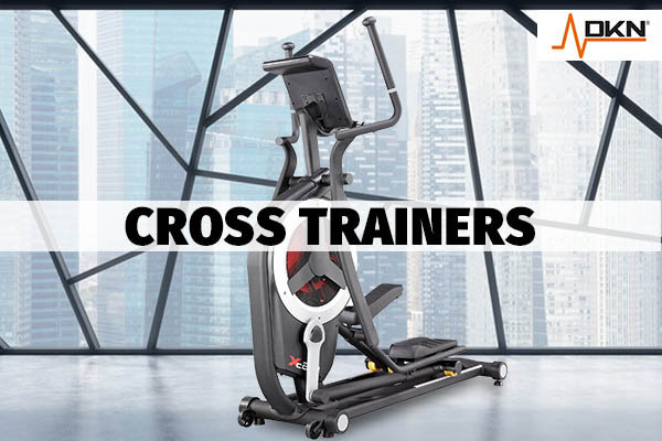 Elliptical Cross Trainers from DKN UK