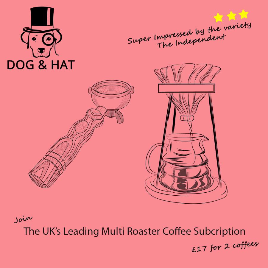 Award Winning Coffee Subscription