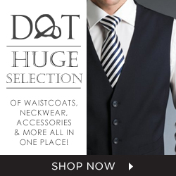 DQT Neckwear, Waistcoats, Accessories