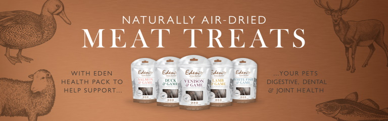Naturally Air Dried Meat Treats - Eden Holistic Pet Foods
