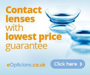 Cheap Contact Lenses UK