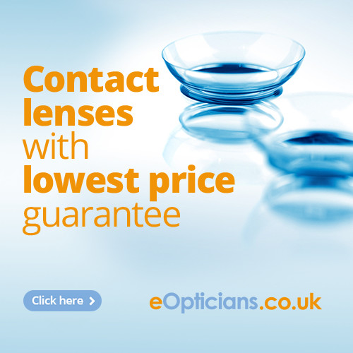 Cheap Contact Lenses Online UK