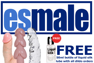 Huge selection of amazing dildos and FREE lube, secure shopping and world wide delivery!
