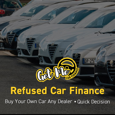 Refused Car Finance