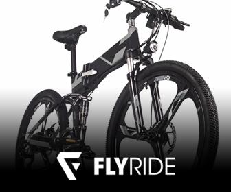 FlyRide - Static Banner