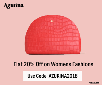 Azurina Store Fashion Wear at 20% Off