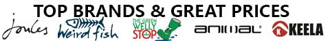 Top Brands, Great Prices at The Green Welly Stop