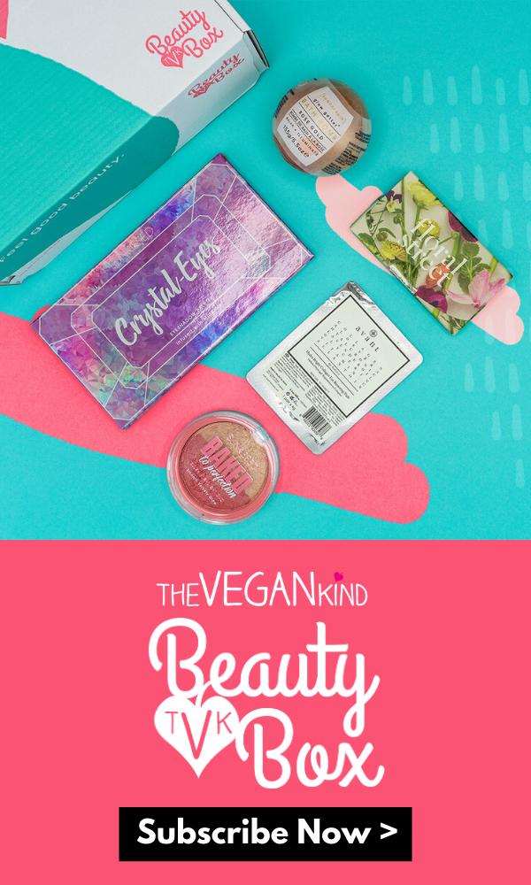 TheVeganKind Beauty Box