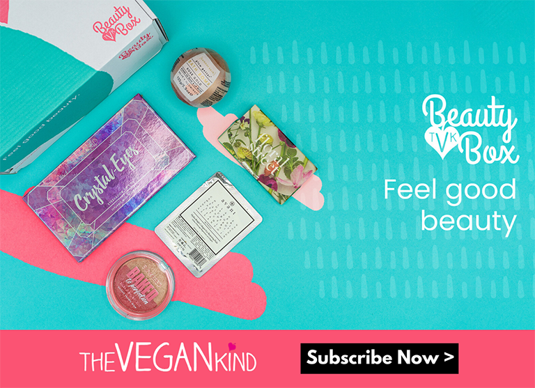 TheVeganKind Beauty Box