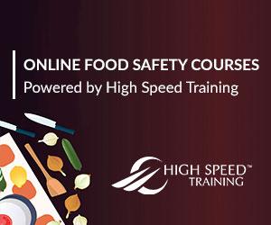 High Speed Training Food Safety Training