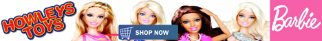 Barbie Toys at Howleys Toys