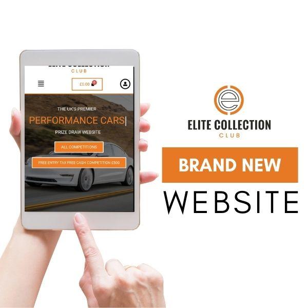 New Website Launch Image