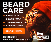 Beard Care Products from Mo Bros