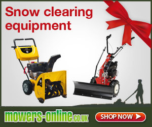 Snow clearing equipment