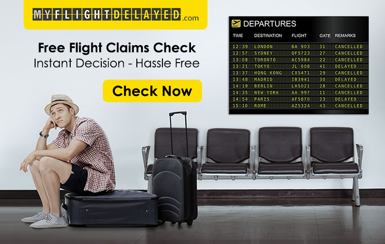 Free Flight Claims Check Insurance