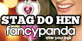 Buy All your Stag and Hen Do Fancy Dress Costumes at Fancy Panda