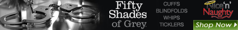 The Official Fifty Shades Bondage Collection at Nice n Naughty