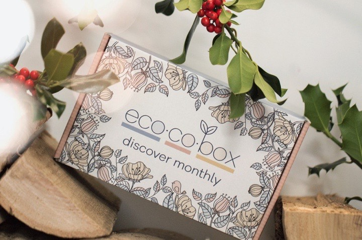 Christmas ecocobox gift subscription
