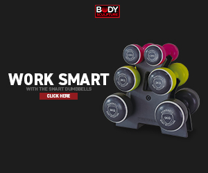 Work Smart with the Smart Dumbell Tower