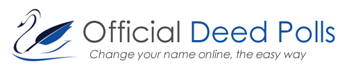 Change your name online the easy way