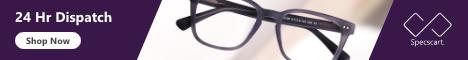 24Hr Despatch Glasses