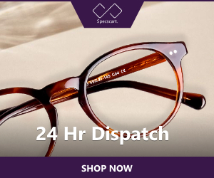 24Hr Dispatch Glasses