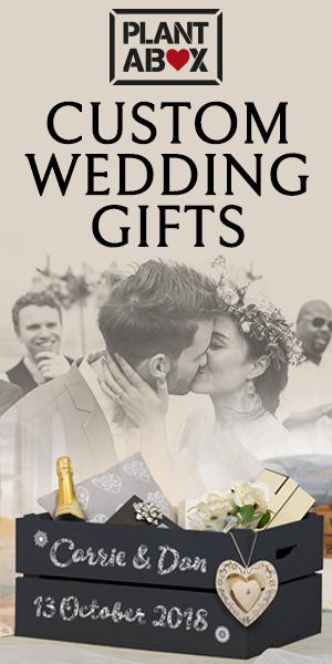 Plantabox wedding gifts