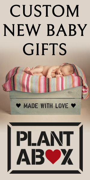Plantabox new baby gifts