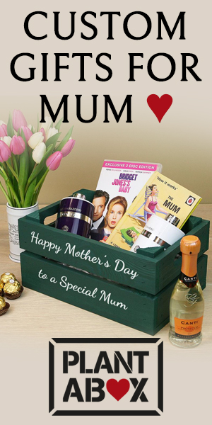 Plantabox gifts for mum