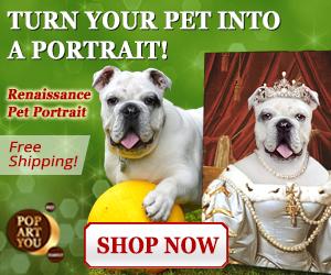Royal Pet Portraits