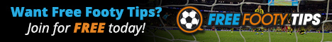 Join Free Footy Tips for FREE today!