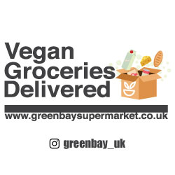 GreenBay Vegan Groceries Delivered