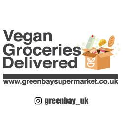 GreenBay Vegan Groceries Delivered